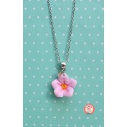 Collier Fleur de Cerisier