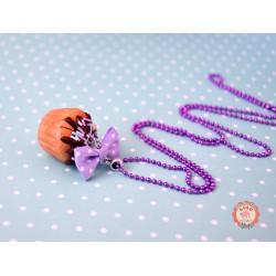 Collier Cupcake So cute