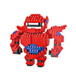 MiniBlock Baymax Armure