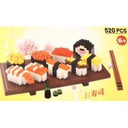MiniBlock Mon Plateau de Sushi