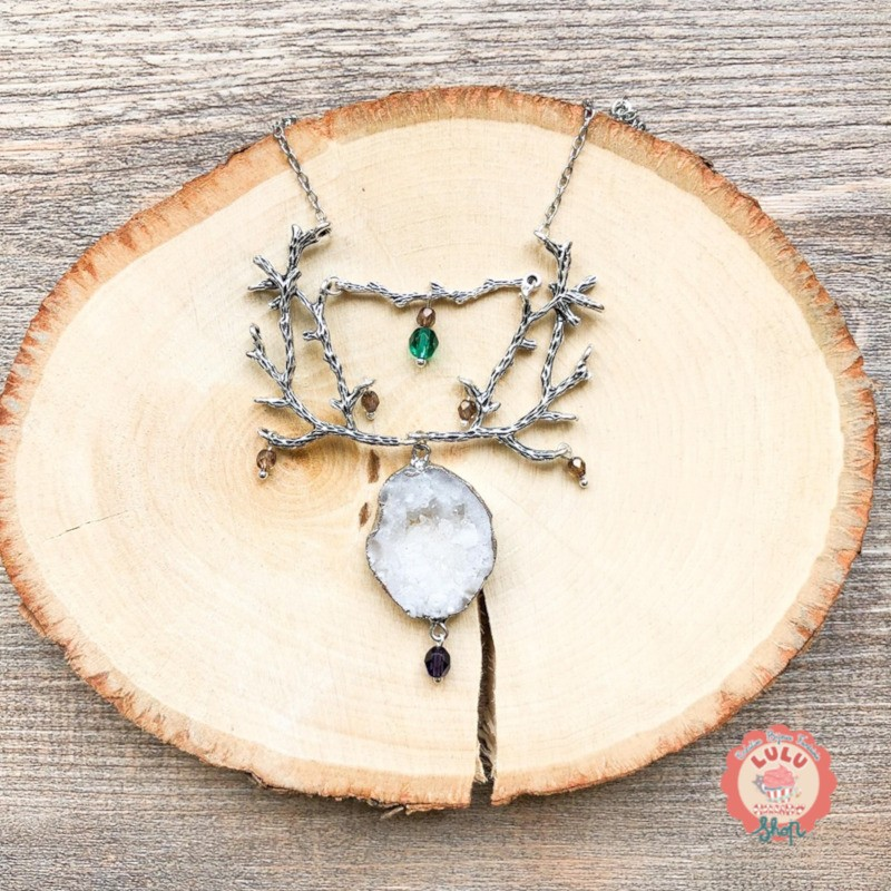 Collier Spirit of the Forest