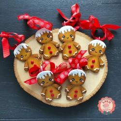 décoration de sapin Gingerbread