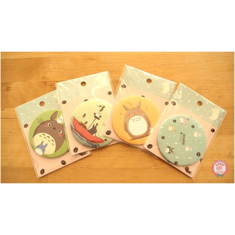Miroir de poche Totoro
