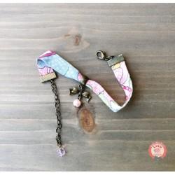 Bracelet Bow & Pearl